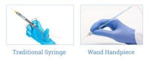 Anestesia sin Dolor: Sistema The Wand