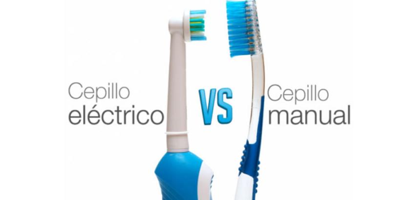 Cepillo eléctrico vs Cepillo manual